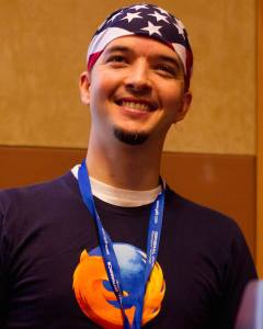 Luke Crouch, Privacy & Security Engineer, Mozilla
